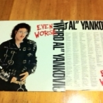 Vinyl copy of Weird Al Yankovic - Even Worse!