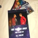 D.J. Sylvis' 'The Phoenix Saga' - a Monkeyman classic!