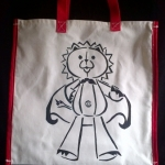 Kon (from 'Bleach') tote!
