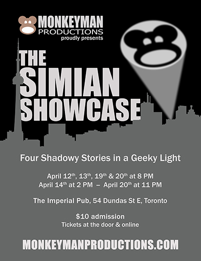 The Simian Showcase 2013