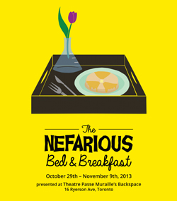 The Nefarious Bed & Breakfast