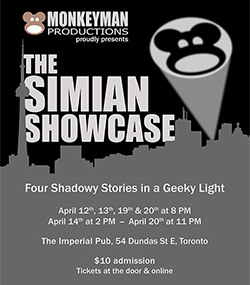 The Simian Showcase 2013
