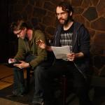 Matt McGrath and Timothy Nussey in Gunpowder Arizona