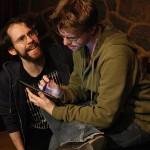 Timothy Nussey and Matt McGrath in Gunpowder Arizona
