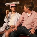 Michael Atlin and Jeffrey Henderson in Shark Week