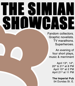 The Simian Showcase 2012