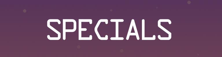 Special Episodes